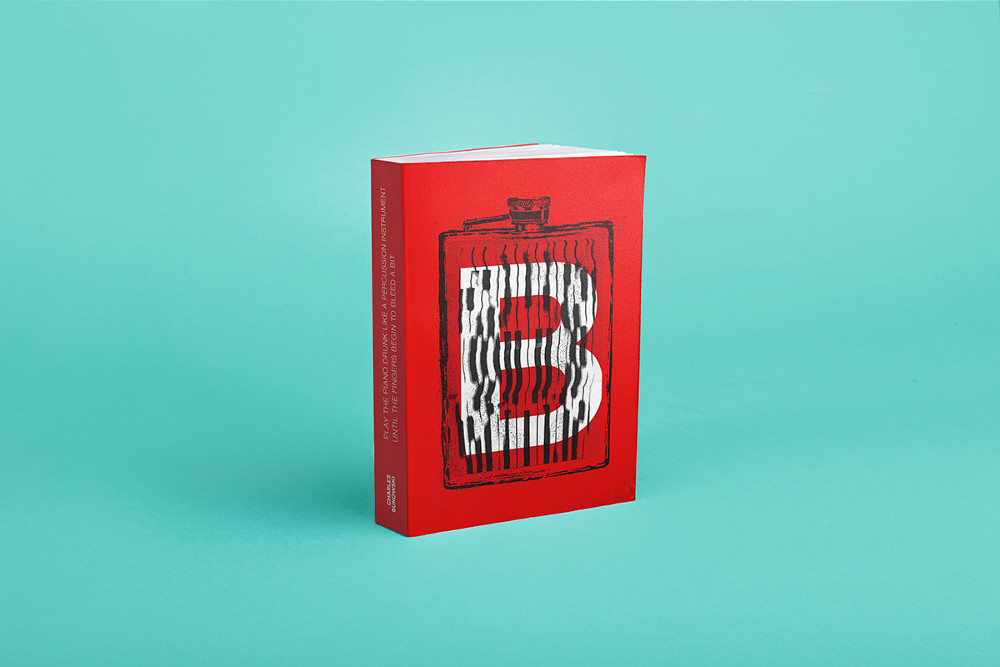 Bukowski Glitch Book