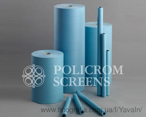Новые полотна для автоматической смывки PoliClean HD
