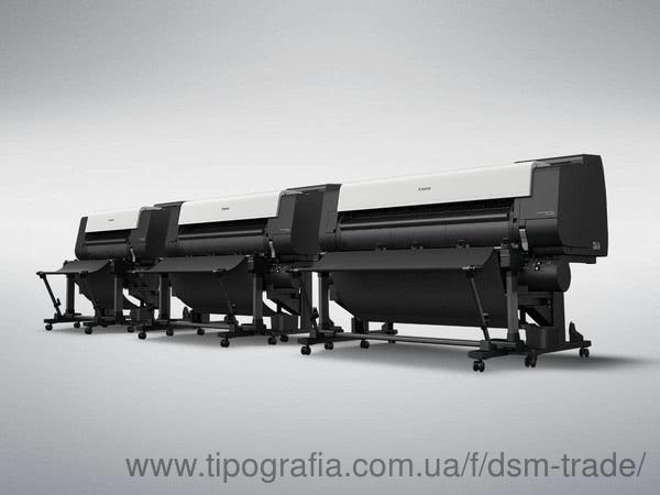 Новинки Canon в инженерной серии — плоттеры imagePROGRAF TX-2000, TX-3000 и TX-4000
