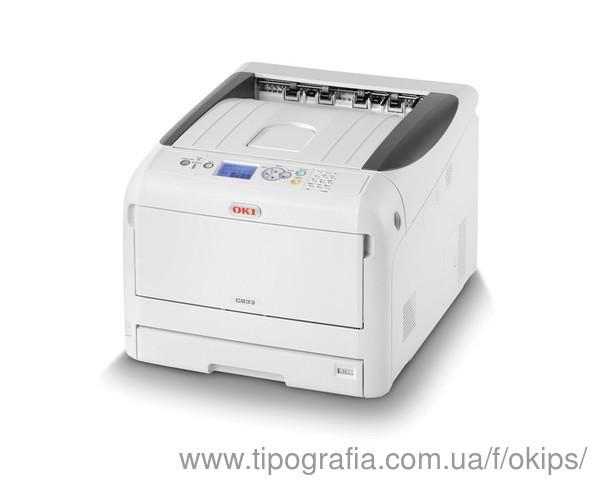 OKI С813n - полноцветный принтер А3 по лучшей цене на рынке!