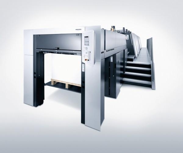 Офсетная печатная машина привлекла внимание жюри международной награды в области дизайна