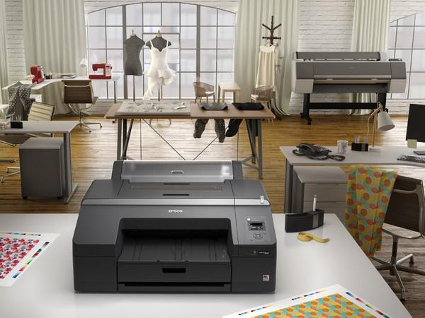 99% цветовой палитры Pantone подвластны принтеру Epson SureColor SC-P5000