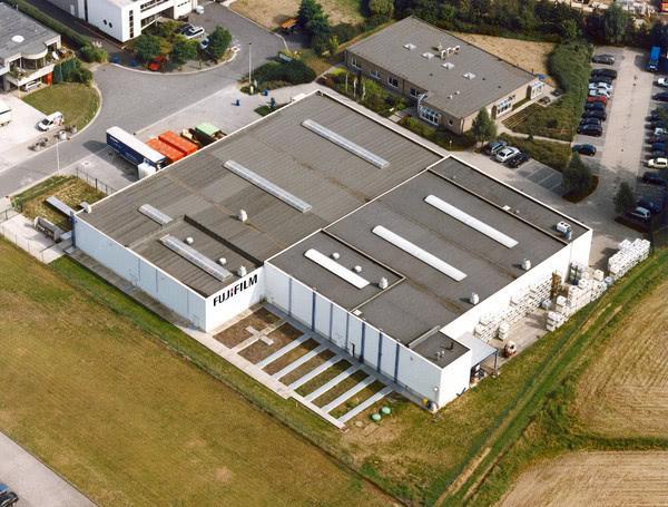 Часть бизнеса Fujifilm перейдет к Heidelberger