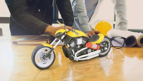 Mimaki: создан принтер для полноцветной 3D-печати