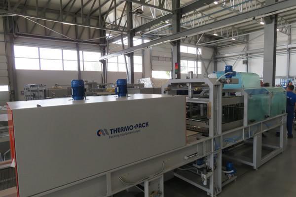 Производитель упаковочного оборудования расширил завод