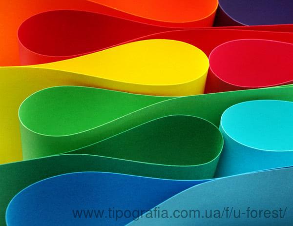 Появилась цветная бумага Mondi coloured paper