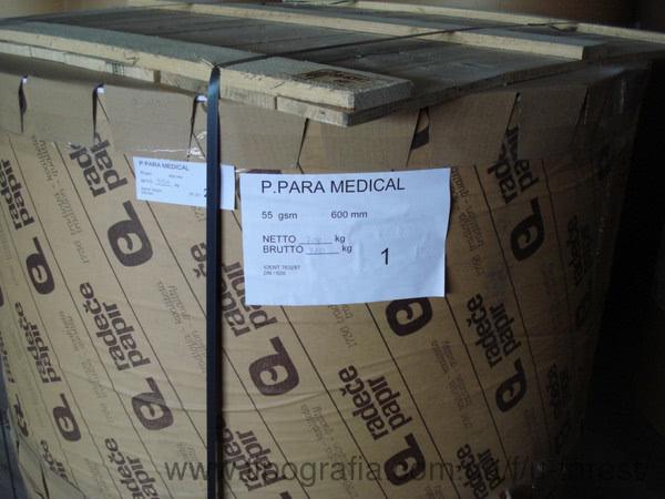 В продажу поступила новая бумага - Paramedical