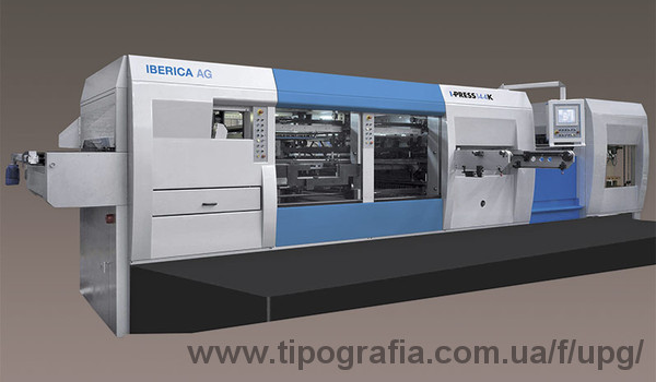 KBA купила производителя высекальных машин Iberica