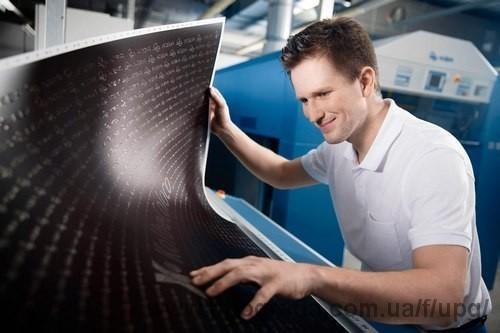 Made by KBA: ротационная трафаретная печать