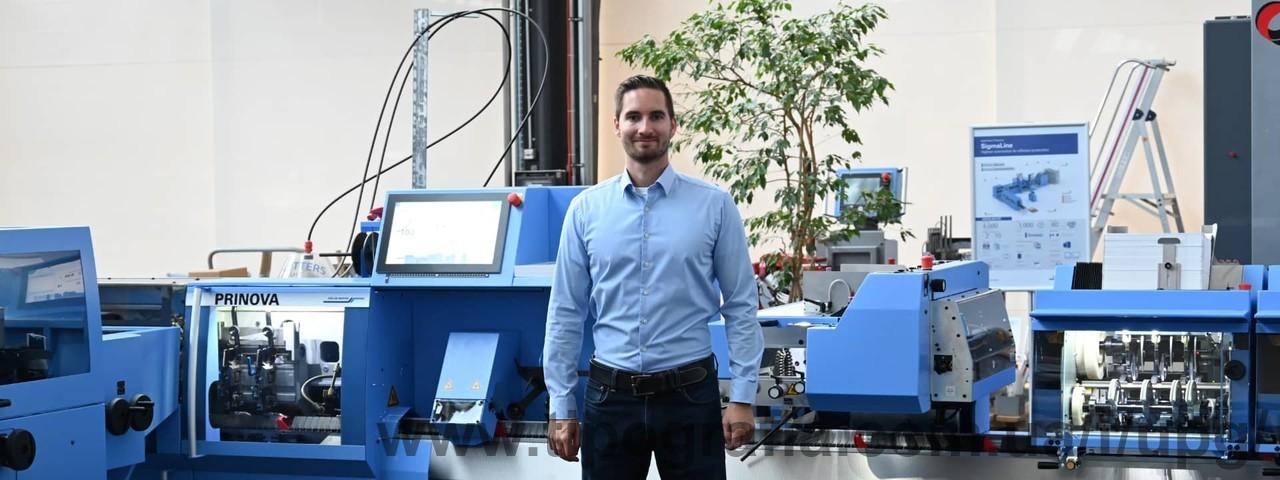 Новий ВШРА Prinova: рентабельне виробництво ультрамалих накладів