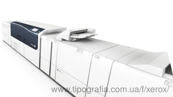Xerox представил три новые полноцветные ЦПМ линейки Xerox Versant.
