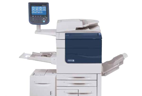 Xerox Color 550